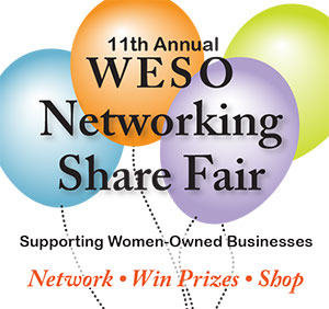 2013 WESO Networking Share Fair